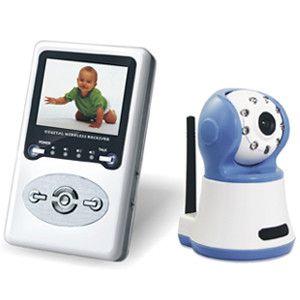 Baby Monitor s kamerou - Novinka