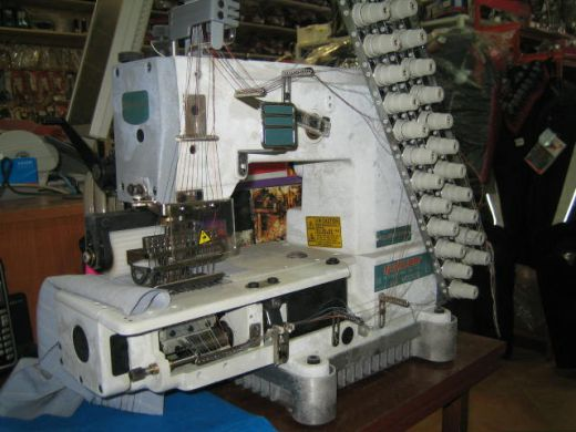 Priemyslelny sijaci stroj SIRUBA VC008