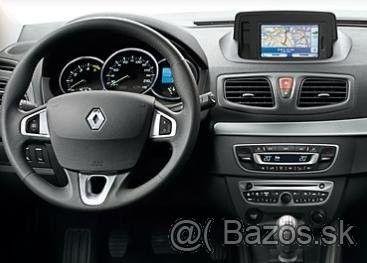 Renault Carminat CNI2 a Carminat BT SK preklad