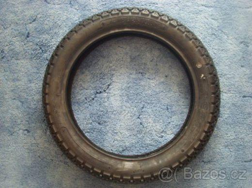 343ca7f48 Nové pneumatiky 14x3,0 do skútrov MANET a TATRAN .