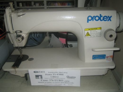 Šijací stroj Protex TY-8700 H
