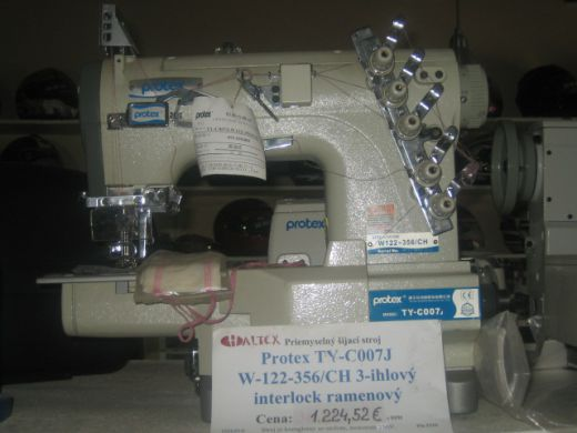 Šijací stroj PROTEX TY-C007J W122