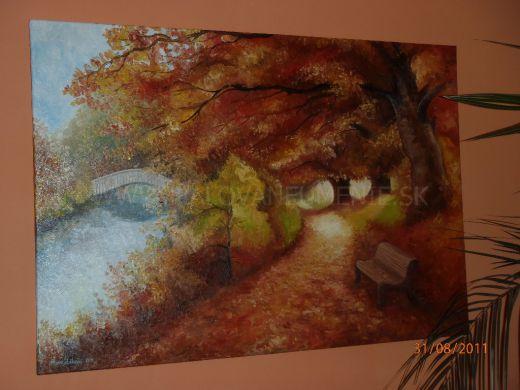 Obrazy malovane sprejom