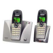 Predám Bezdrôtový telefón z dvoma sluchadlami