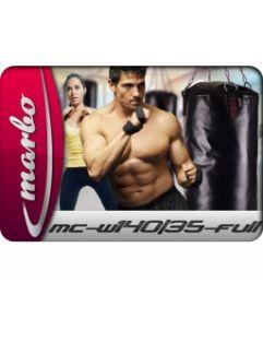 Boxerské vrece 140cm fi35cm (vyplnené 25kg)
