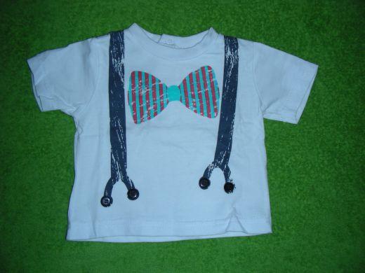 b39d59c0fc43 Nové tričko 6-9 m