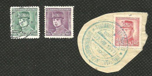 Československo 1935, 1945 - M. R. Štefánik