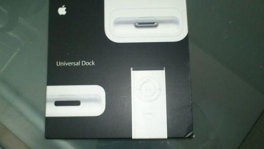 Starší typ Originálny Apple Universal Dock