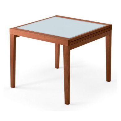 Drevený rozťahovací stôl