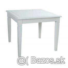 Jedálenský stôl FILIPO biela