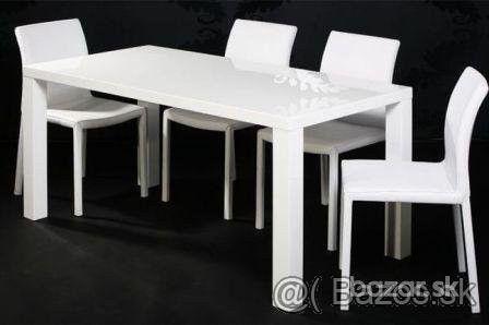 e71a3c6e17f4 Dizajnový jedálenský pracovný stôl biely - Ružomberok - Kuchyne ...