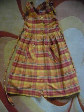 0a2c0f5ada36 Predám šaty na leto