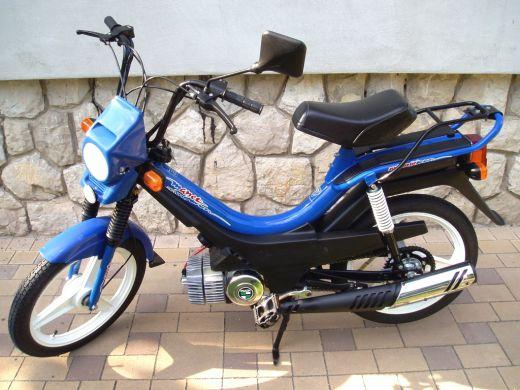 26cf8ce7bb Predám Nový - MANET KORÁDO 216 - nejazdený - - Trnava - Mopedy ...