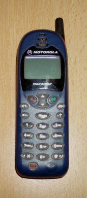 Motorola Talkabout.