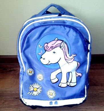 Školská taška značky TOPGAL