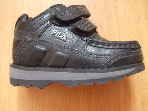 f26a00b0560c Kožené topánky Fila-nové