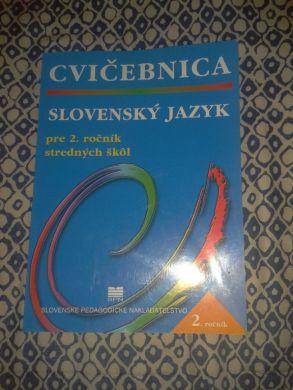 Slovenský jazyk pre 2. ročník stredných škôl