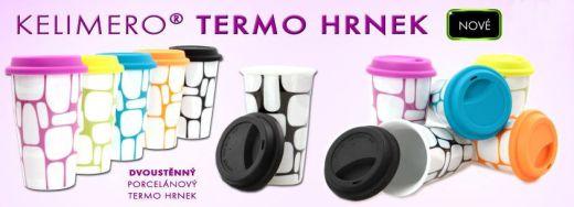 Porcelánový termohrnček Kalimero