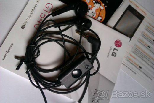 LG Headset