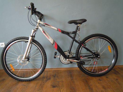 Bicykel Long Way ATHLETIC