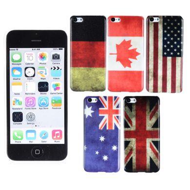 Predám kryty so znakmi štátov na iPhone 5 b71fb37046a
