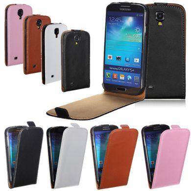 Predám koženné púzdro na Samsung Galaxy S4 583ed5a9084