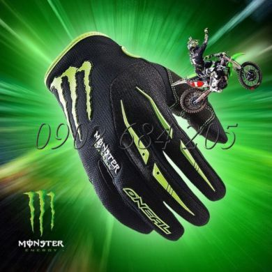 Monster Oneal motorukavice