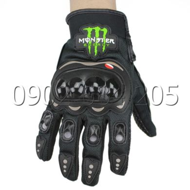 Monster rukavice s protektormi