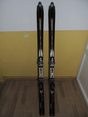Predám carvingové lyže Atomic beta V 7.22 f72c50332e3