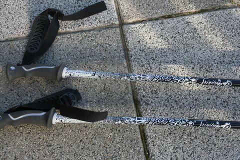 Dizajnové lyžiarske palice Scott Trinity 110cm TOP 723e349d078