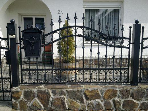 Kované brány ploty zábradlia