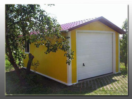 Mobilná garáž na mieru