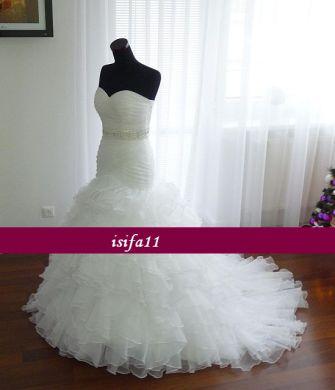 028 svadobné šaty šité na mieru - REAL FOTO 3492c83a0be