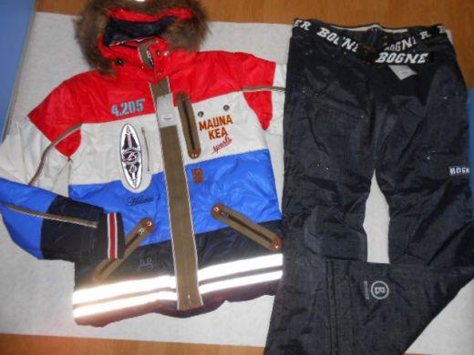 BOGNER pánska lyžiarska suprava L - AKCIA len 240e