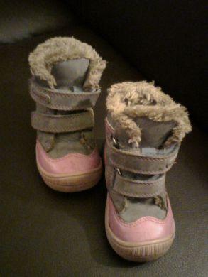 Protetika - zimné topanky c78cf9418be