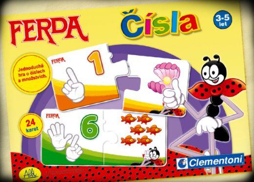 4dd52c468 Hra FERDO ČÍSLA