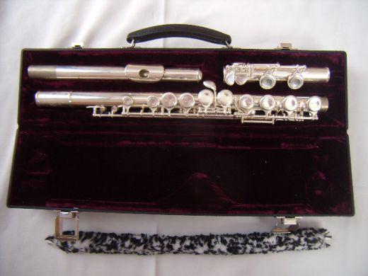 Priečna flauta AMATI AFL 212S