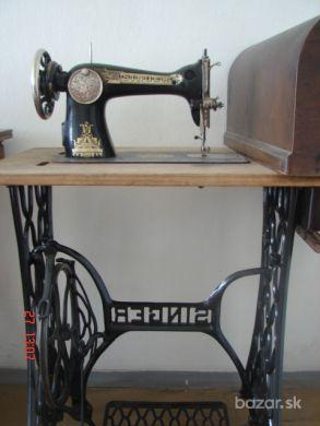 Predame tieto stare sijacie stroje, su funkcne