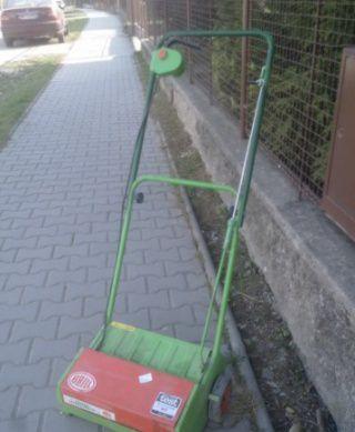 Elektrický vertikulátor