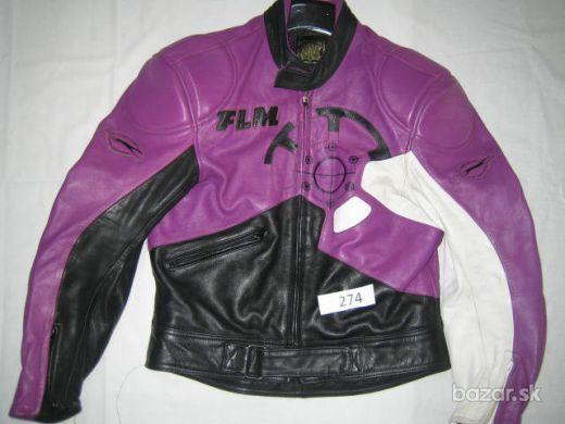 fd58df634105 ECHTES LEDER veľ. L č.274 Motorkárska kožená bunda