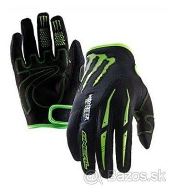 Predam rukavice Monster Energy