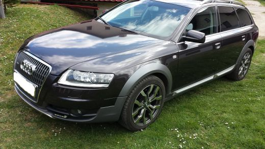 Audi all road quattro 3,0 TDI top