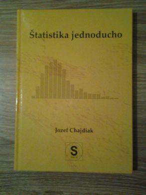 Štatistika jednoducho - J. Chajdiak