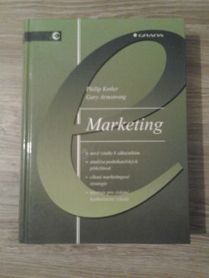 Marketing - P. Kotler, G. Armstrong