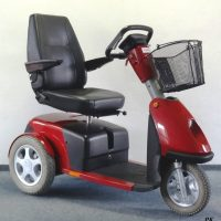 Elektrické skútry pro seniory a handicapované