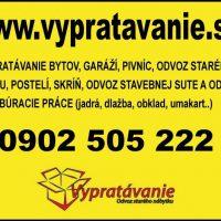 Búracie práce Bratislava
