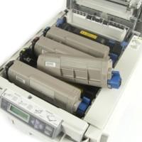 Kompatibilné tonery do tlačiarne OKI
