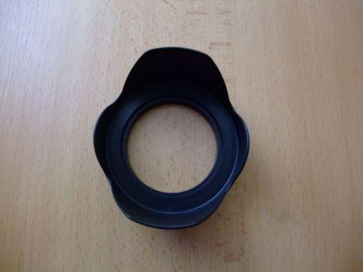Slnečná clona 58mm
