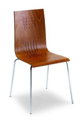 Stolička kovová A