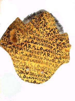 Bundička pre Psíka Žltá velkost M